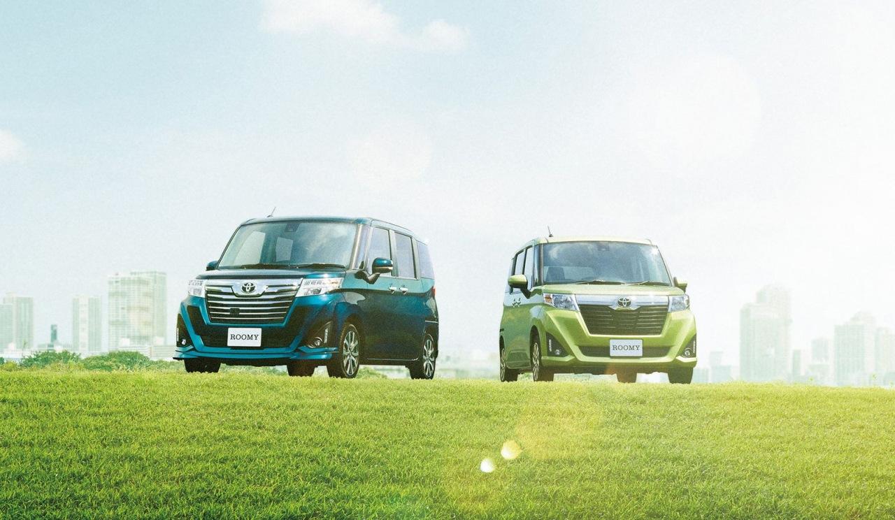 El Toyota Roomy es ese típico coche japonés que nos alegramos no llega a Europa