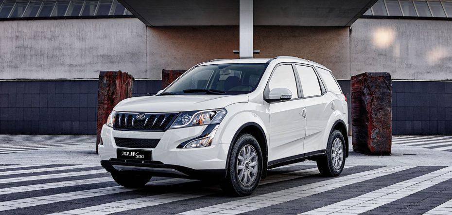 Ya a la venta el Mahindra XUV500 MY2017: Con motor Euro 6