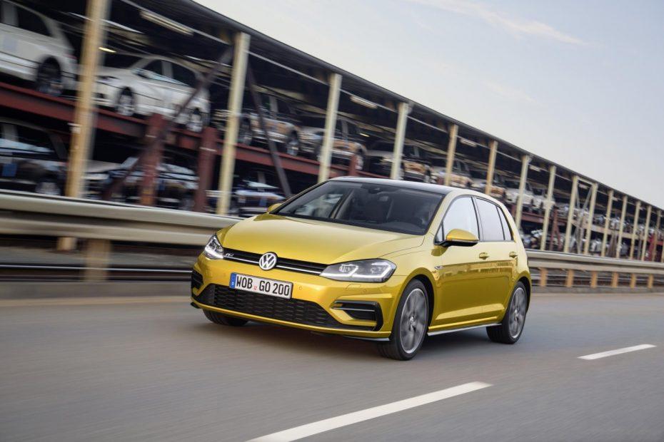 Todos los precios del nuevo VW Golf para España