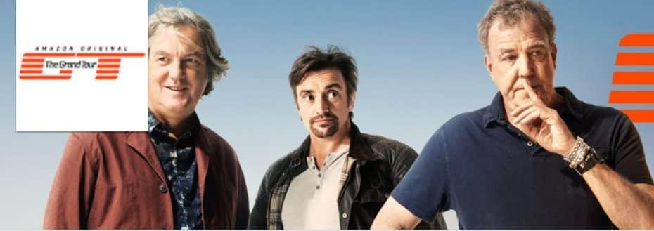 Ver al anterior trío de presentadores de Top Gear es más barato de lo que crees…