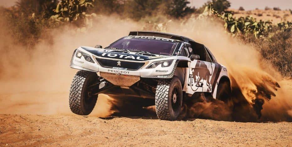Eran los favoritos, pero Carlos Sainz y Lucas Cruz se tienen que despedir del Dakar 2017