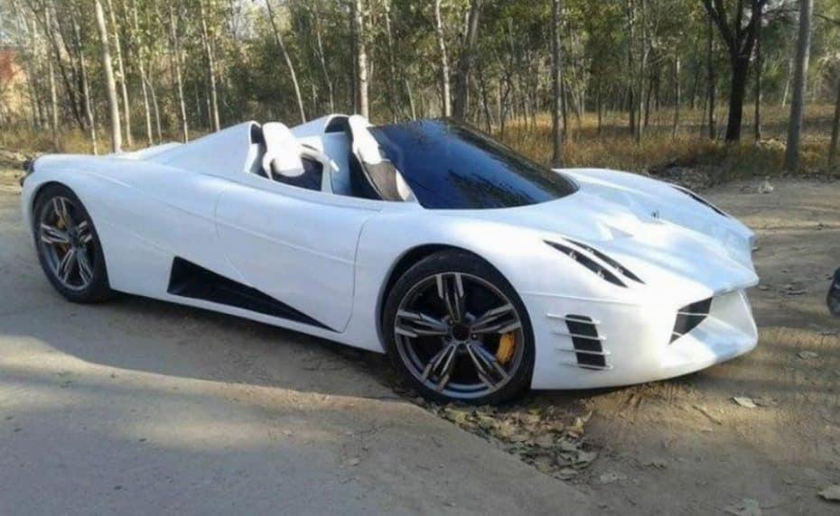 ¿El coche urbano perfecto?: Cuesta poco más de 5.000 euros, es eléctrico y se parece al Pagani Huayra