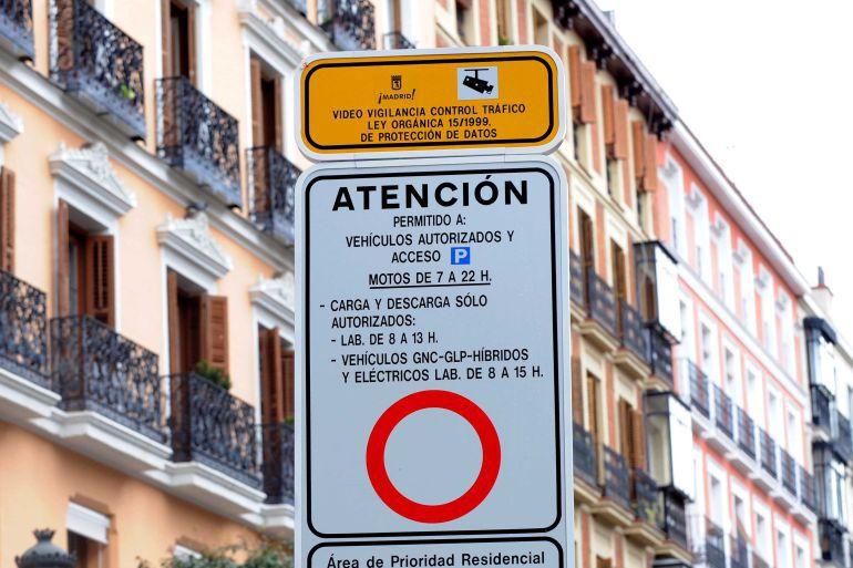 Áreas de Prioridad Residencial: La mina de oro del Consistorio madrileño con 1.474 multas diarias