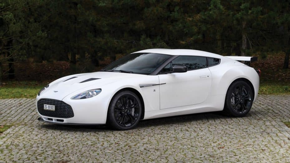3 Aston Martin muy exclusivos de Zagato buscan nuevo hogar, eso sí, prepara la chequera