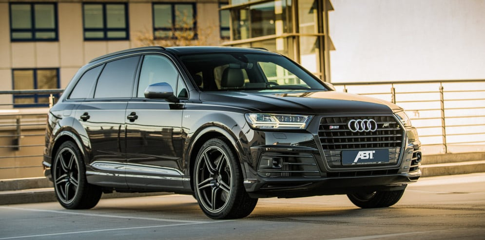 Audi SQ7 ABT: Más lujo, deportividad y hasta 520 CV para el rey de los SUVs ¡Puro músculo alemán!