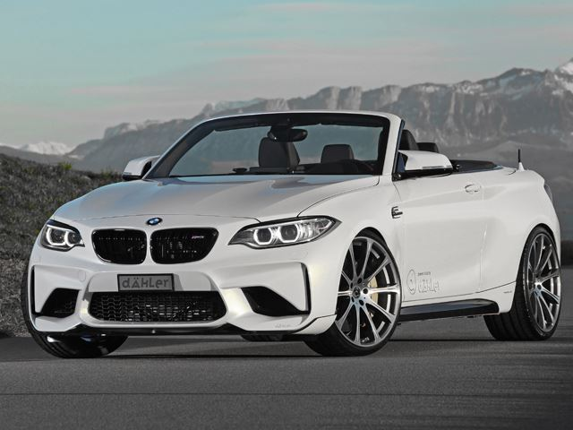 ¿Soñabas con un BMW M2 Cabrio? Aquí lo tienes y sí, es real y está potenciado