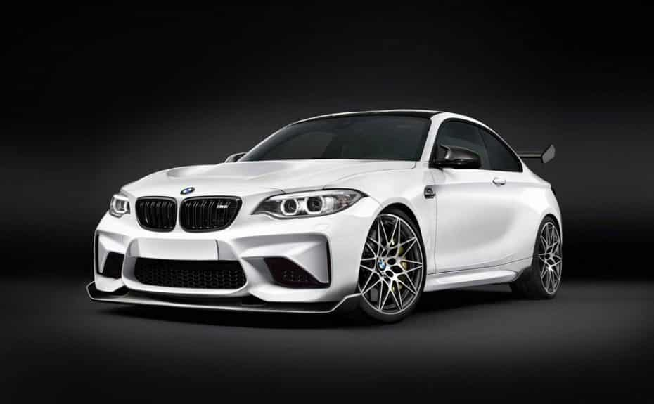 Hasta que veamos un BMW M2 GTS oficial, Alpha N-Performance te ofrece este 'juguete' de 450 CV