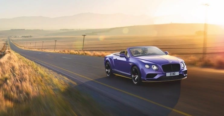 Exclusividad y personalización al más alto nivel: Bentley lanza el Continental GT V8 S Black Edition