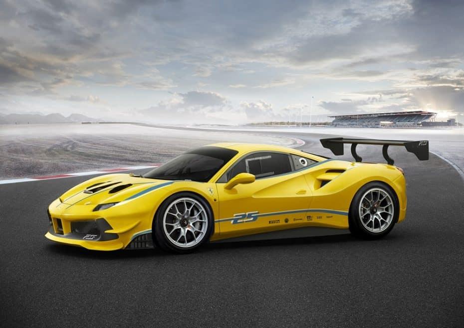 Ferrari 488 Challenge: Así es el nuevo Cavallino de carreras de la marca italiana que ha superado al LaFerrari