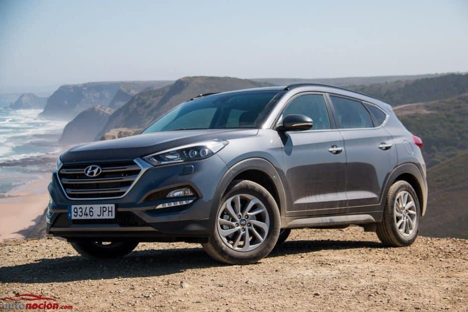 Prueba Hyundai Tucson 1.7 CRDi 141 CV 7DCT Tecno: Nacido para ser un best seller