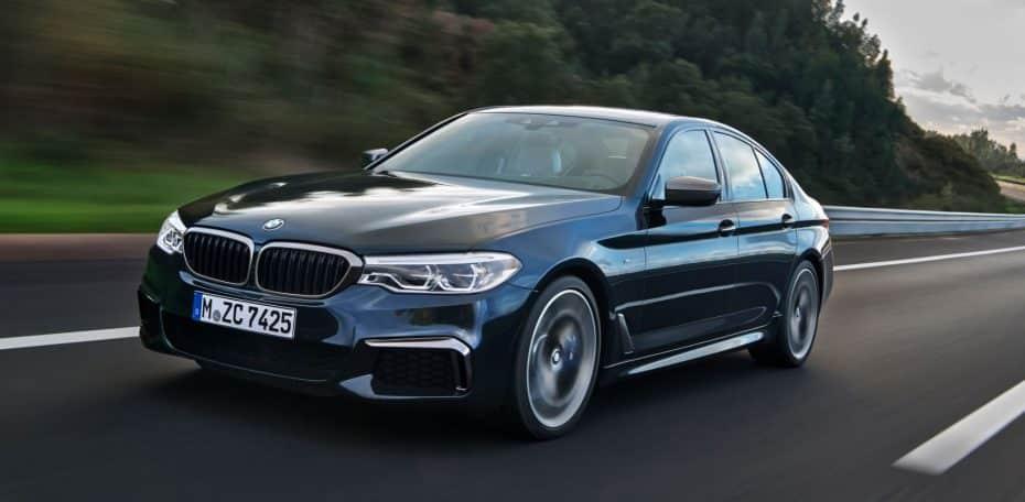Así es el BMW M550i xDrive y sí, es capaz de comerse al anterior BMW M5…