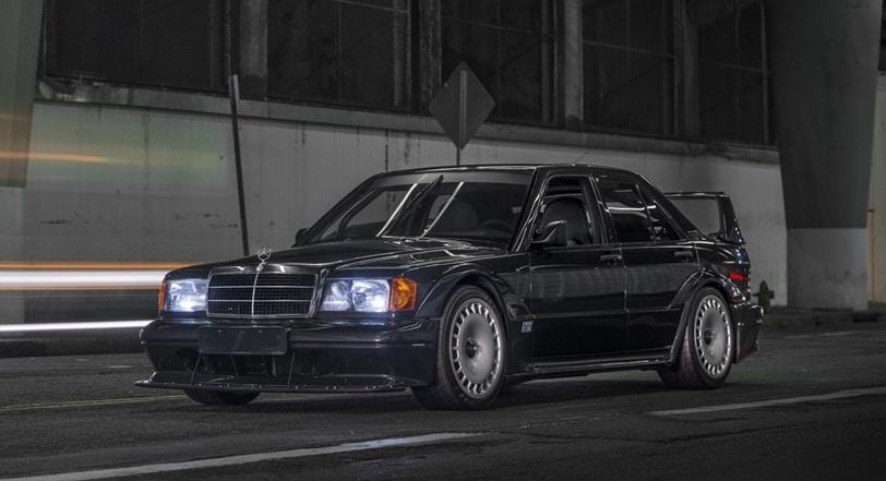 Deja de pensar en AMG: Este Mercedes-Benz 190 E 2.5-16 Evo II es una perita en dulce y está a la venta