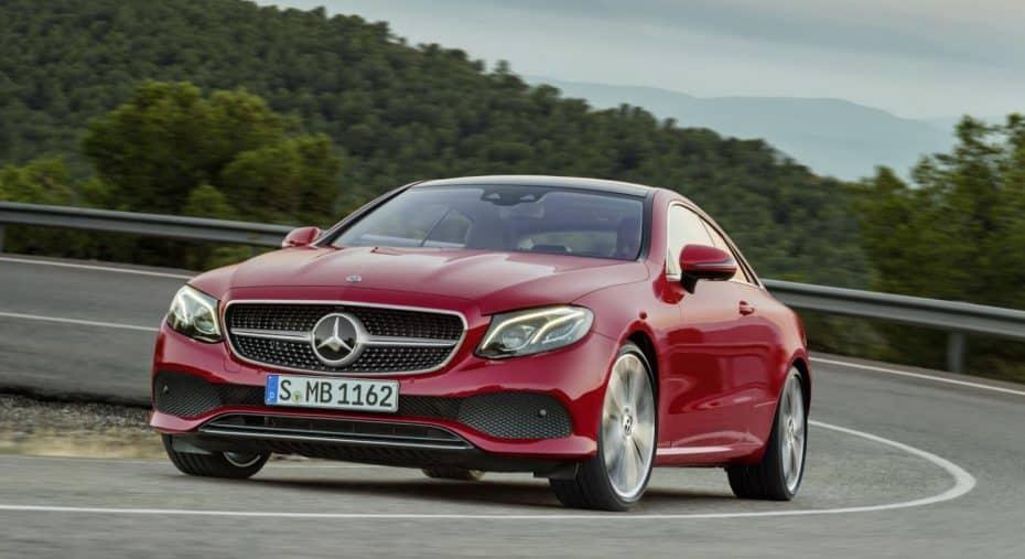 El nuevo Mercedes Clase E Coupé ya tiene precio en Alemania: Aquí los detalles