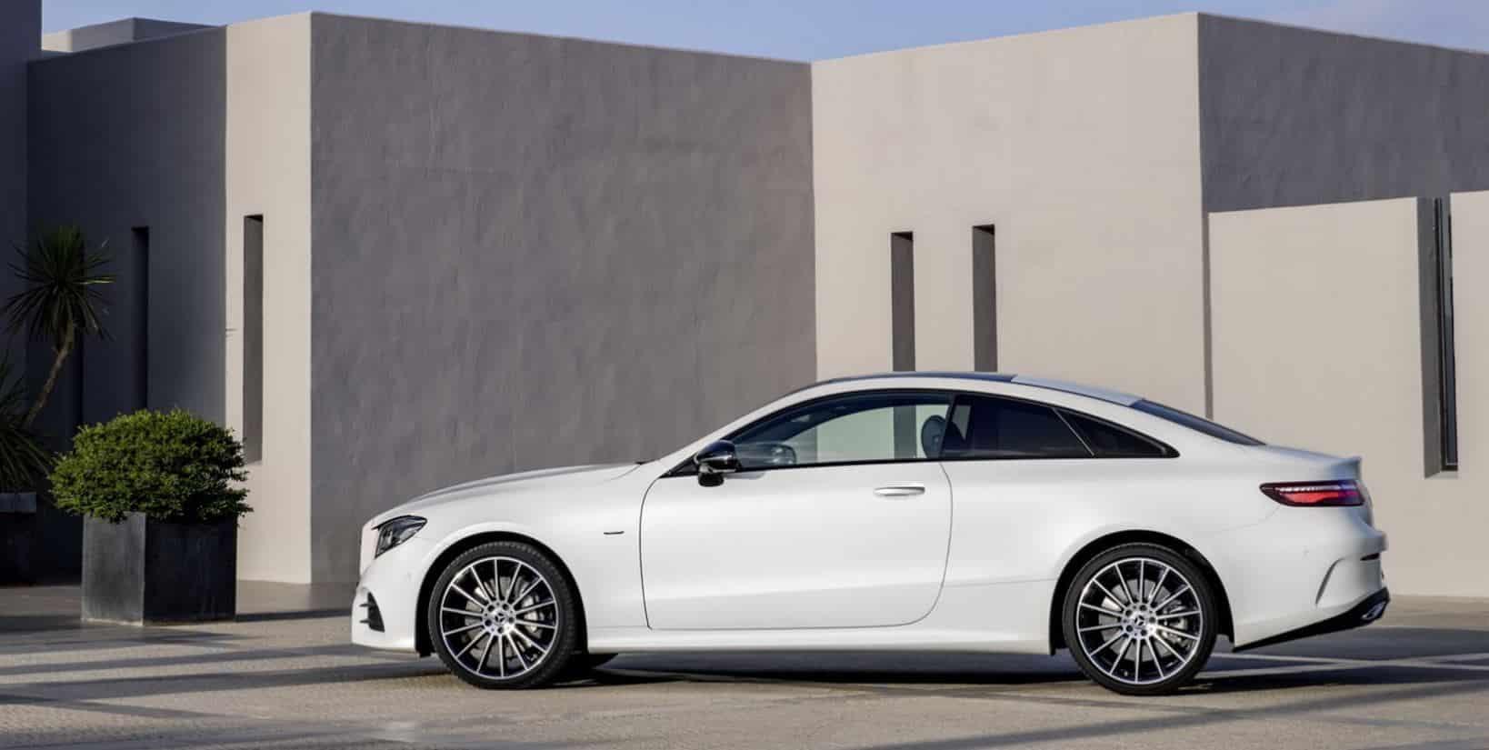 El nuevo mercedes clase e coup ya tiene precio en for Mercedes benz 2016 precio