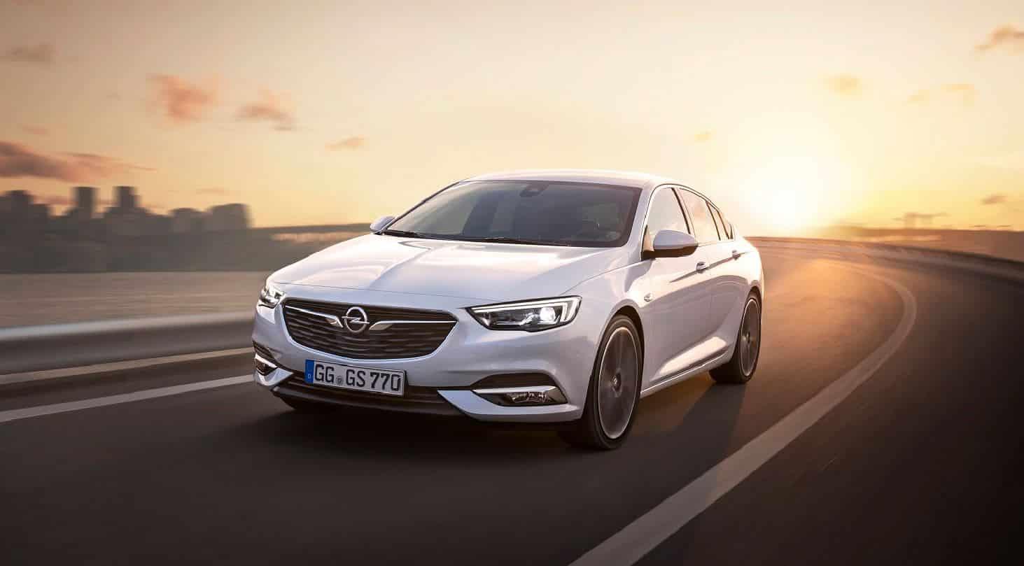 Así de espectacular es el nuevo Opel Insignia Grand Sport: ¡175 kg más ligero!