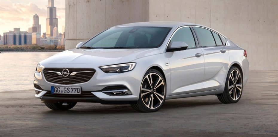 Nuevo motor 1.6 Turbo para el Opel Insignia: Con 200 CV