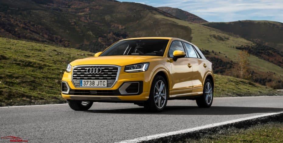 El Audi Q2 recibe nueva variante de acceso gasolina y otra versión quattro: Completo pero caro