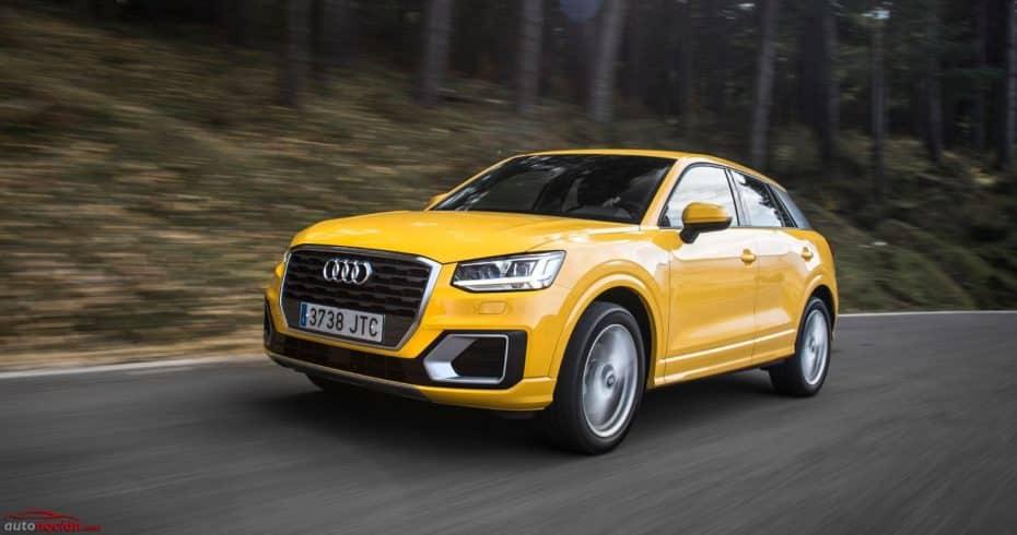 El Audi Q2 diésel de 1,6 litros, ahora con cambio de doble embrague
