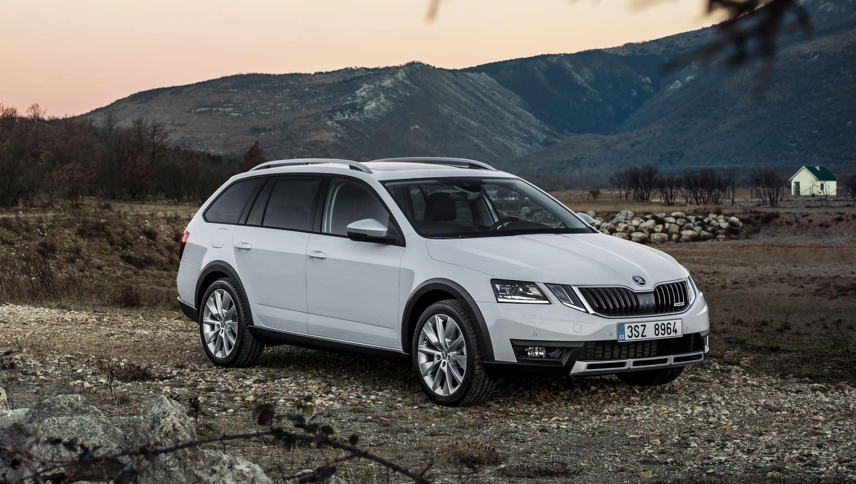 Škoda Octavia Scout: Los cambios estéticos del modelo en formato campero