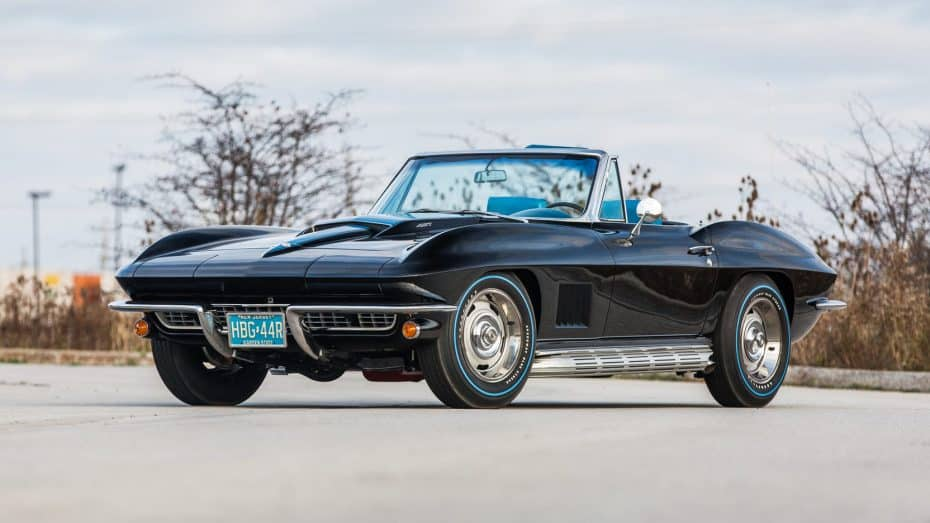 Si eres fan de los muscle car clásicos, créeme si te digo que esta subasta es el paraíso
