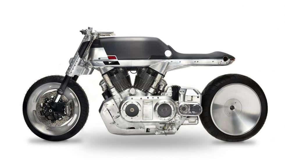 Vanguard Roadster: Puro diseño vanguardista y 1.917 cc para esta espectacular naked