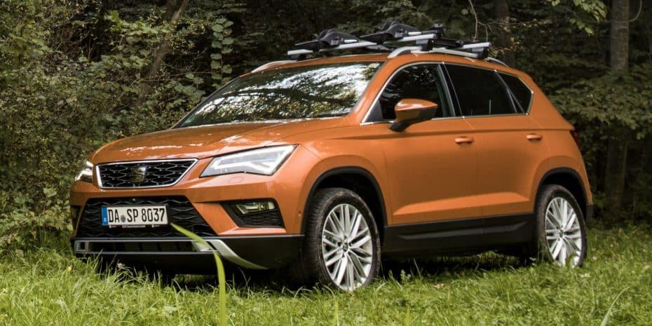 Dossier, los 60 modelos más vendidos en Alemania durante noviembre: Ojo al SEAT Ateca