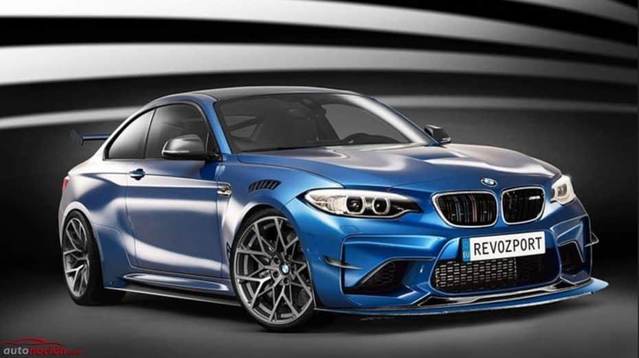 Este BMW M2 de RevoZport, desayuna, merienda y cena BMW M4….