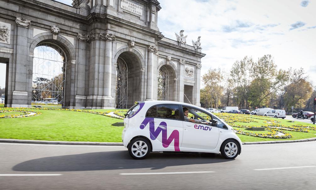 El día 19 se estrena en Madrid el car-sharing de PSA: Bajo el nombre EMOV