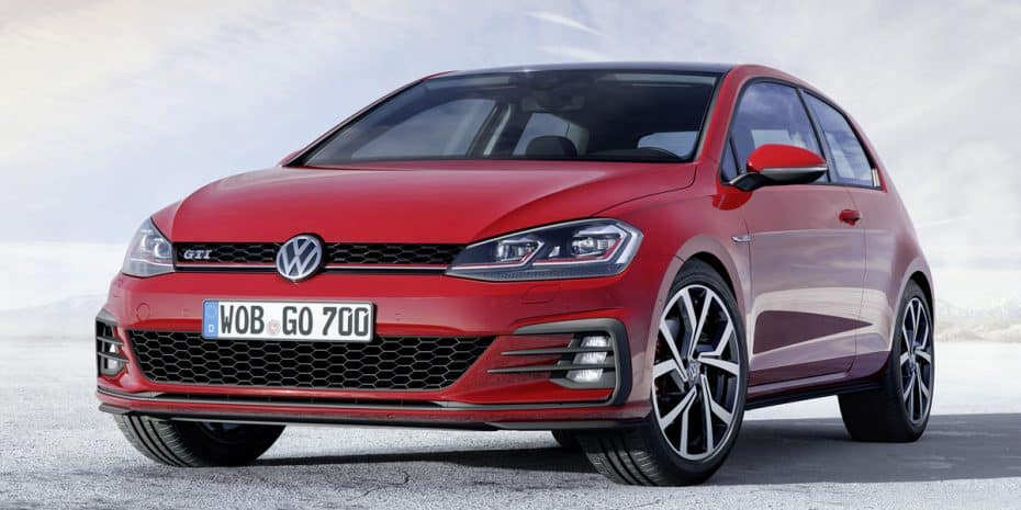 Así es la gama inicial del renovado Volkswagen Golf para Alemania: Todos los precios