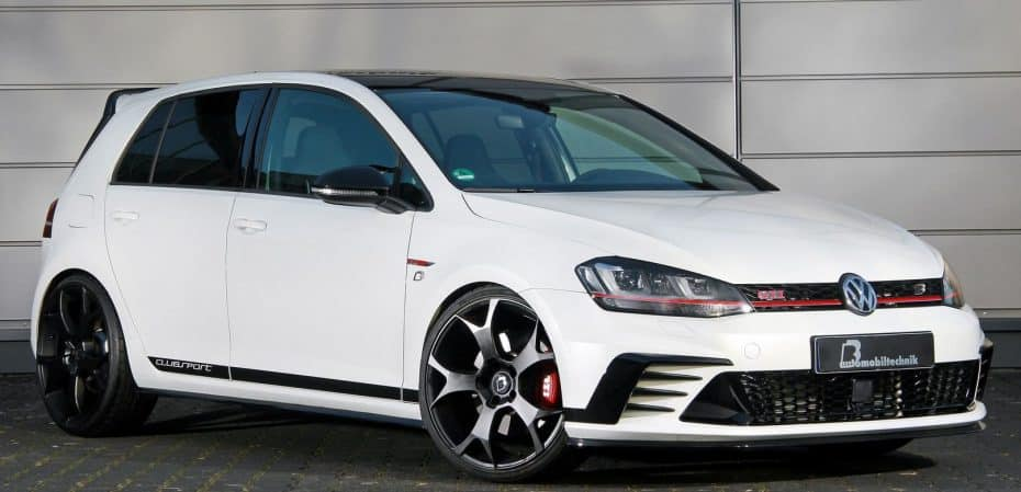 Volkswagen Golf GTI Clubsport S + 12.950 euros de mejoras = una animalada…