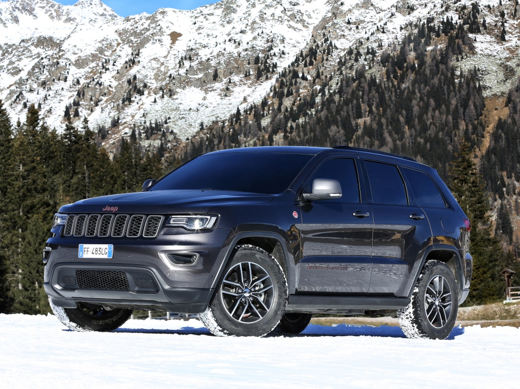 2017 Jeep Grand Cherokee Srt >> Ya a la venta el Jeep Grand Cherokee 2017: Con hasta 468 ...