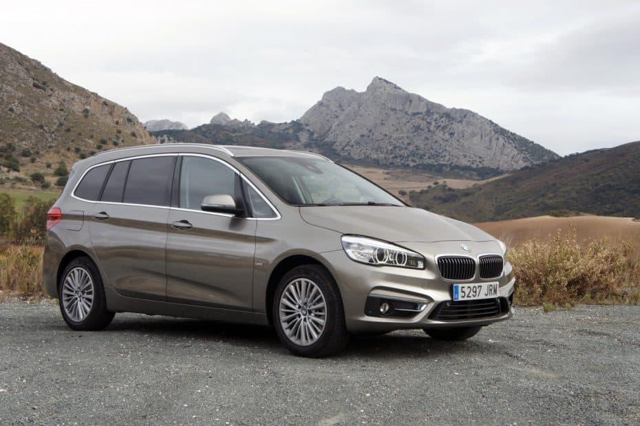 Prueba BMW 220d 190 CV Gran Tourer 8AT 7 Plazas: Para familias dinámicas