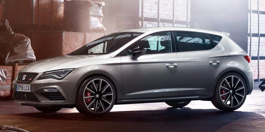 Aquí está el nuevo SEAT León Cupra: Todos los detalles
