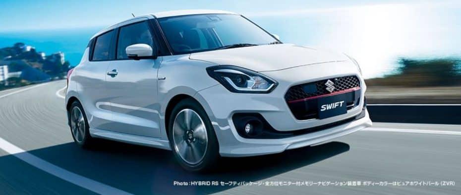Así es el nuevo Suzuki Swift: Muchas novedades, mucho equipamiento y muchas mejoras