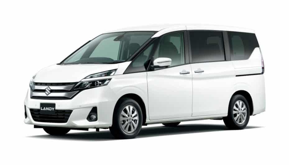 Los MPVs no están muertos: Aquí está el nuevo Suzuki Landy