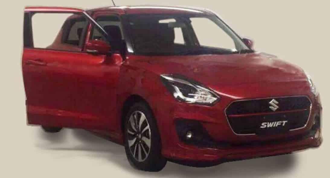 El nuevo Suzuki Swift se deja ver una vez más y no pinta nada mal…