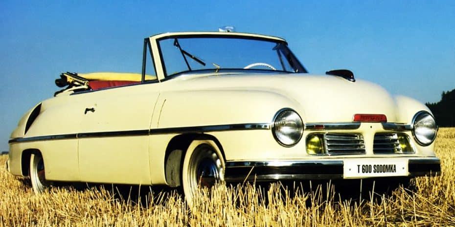 El fabricante checo Tatra podría regresar con una berlina retro