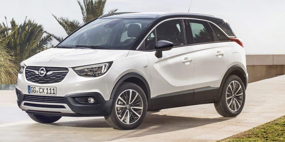 Oficial: Así es el nuevo Opel Crossland X
