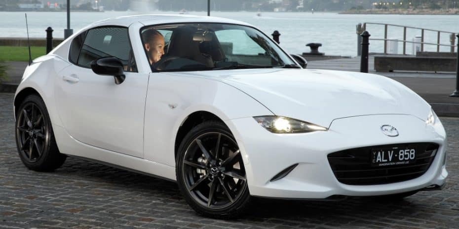 El Mazda MX-5 estrena gama: Nuevos acabados para España
