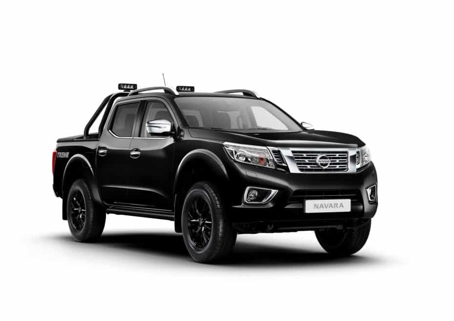 "Nuevo Nissan Navara ""Trek-1º"", 1.500 unidades para toda Europa"