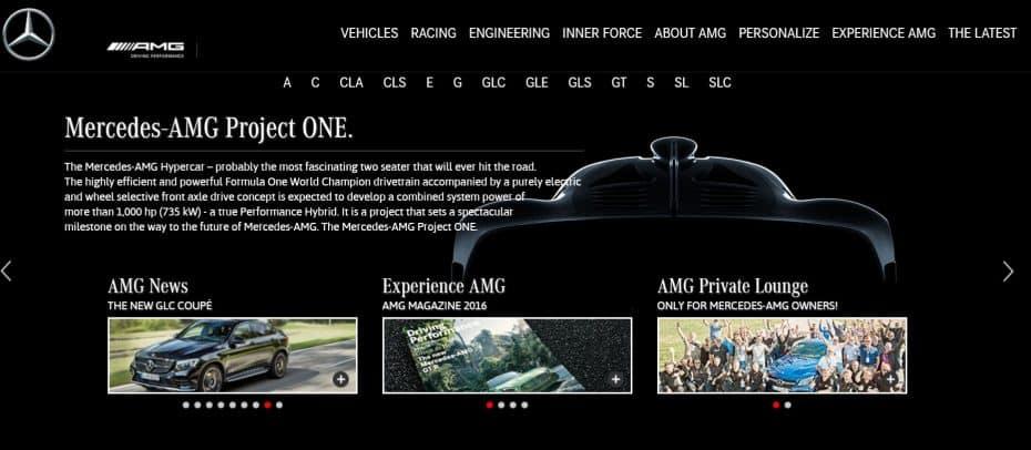 Mercedes-AMG Project ONE: El hypercar germano de 1.000 CV llegará en 2017