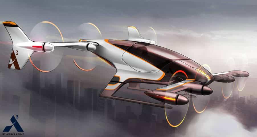 ¿Realmente lo veremos? Airbus dice que comenzará las pruebas de su vehículo volador en 2017