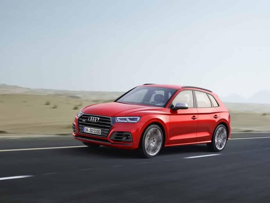 Aquí está el nuevo Audi SQ5: Con 354 CV bajo el capó