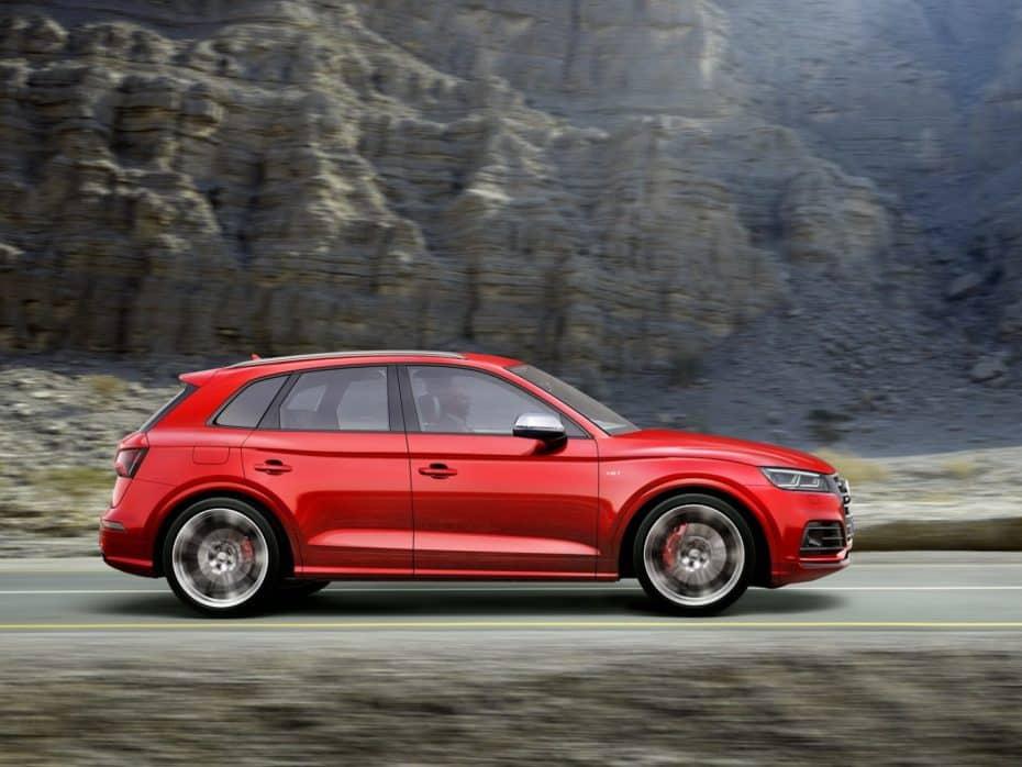 El Audi SQ5 ya está a la venta en España: Al alcance de unos pocos