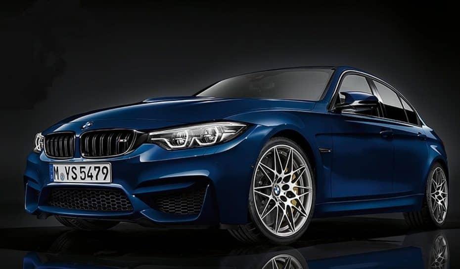 Este es el BMW M3 2018: Cambios tan sutiles que te costará encontrar 7 diferencias…