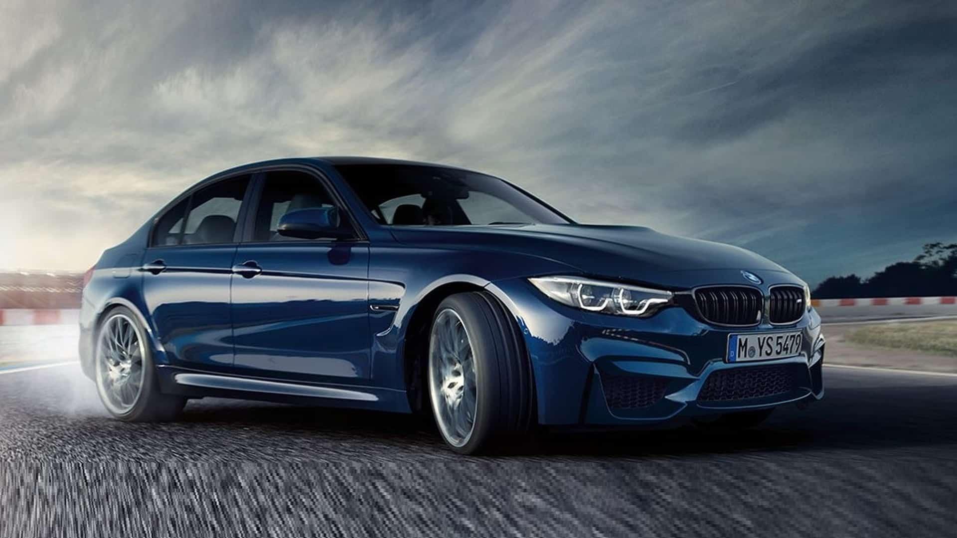 BMW M3 2018-2
