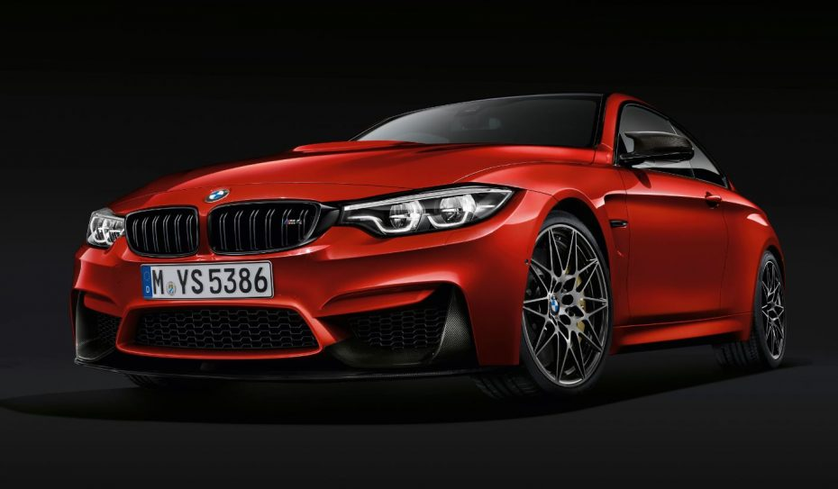 El BMW M4 coupé 2017 recibirá mejoras: Aquí las tienes…