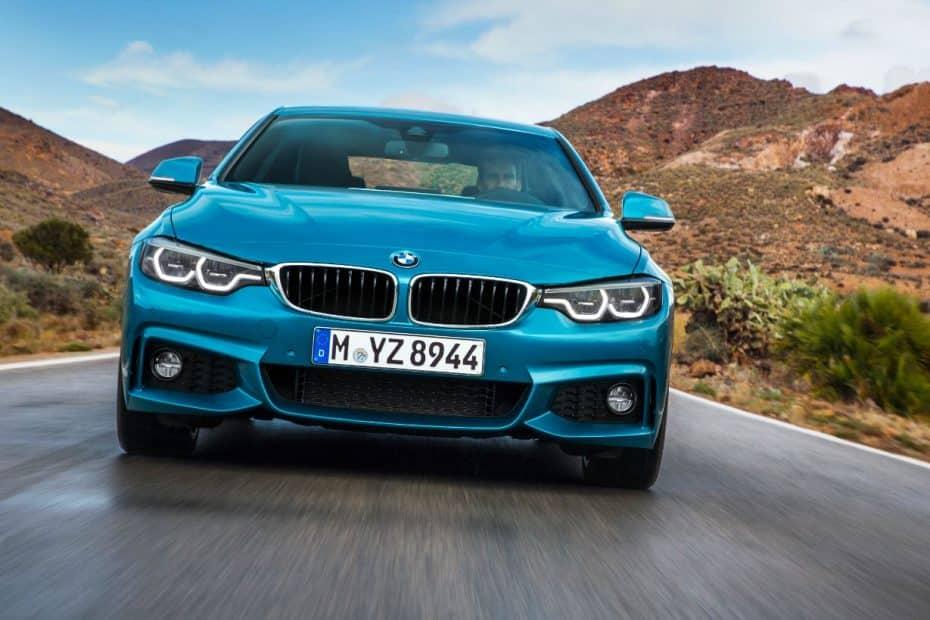 BMW retoca el aspecto y la dinámica de la Serie 4: Aquí tenemos todas las mejoras…