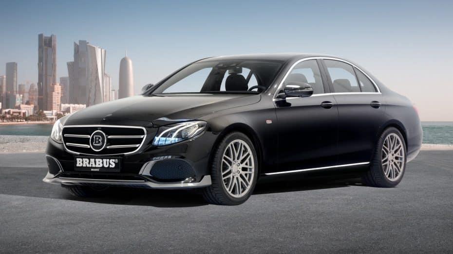 El nuevo Mercedes-Benz clase E ahora más radical, BRABUS es el responsable y este es el resultado