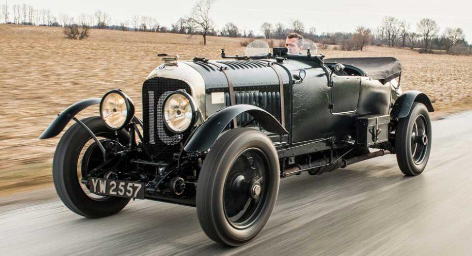 ¡Toda una joya! Este Bentley Le Mans Racer de 1928 puede alcanzar los 7 millones de dólares